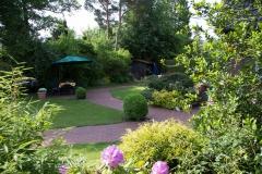 Hinterer Garten