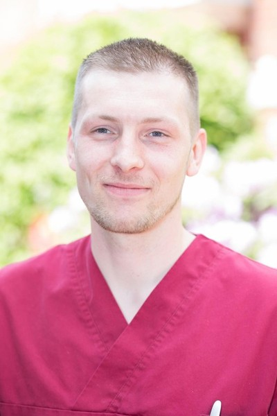 F. Voss / exam. Altenpfleger